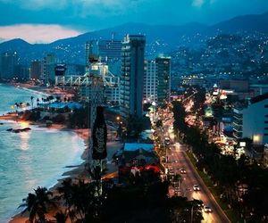 guerrero, acapulco, and méxico image