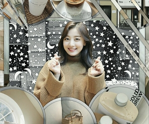 twice, kpop edit, and park jihyo image