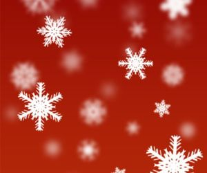 background, shiny, and snow image