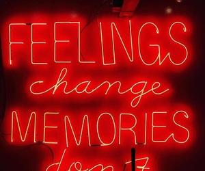 feelings and memories image