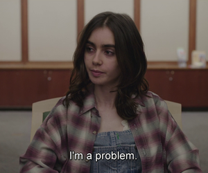 to the bone, lily collins, and movie image