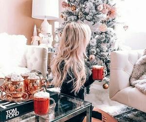 christmas, coffee, and friday image