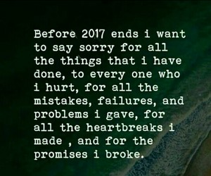 new year, promises, and quotes image