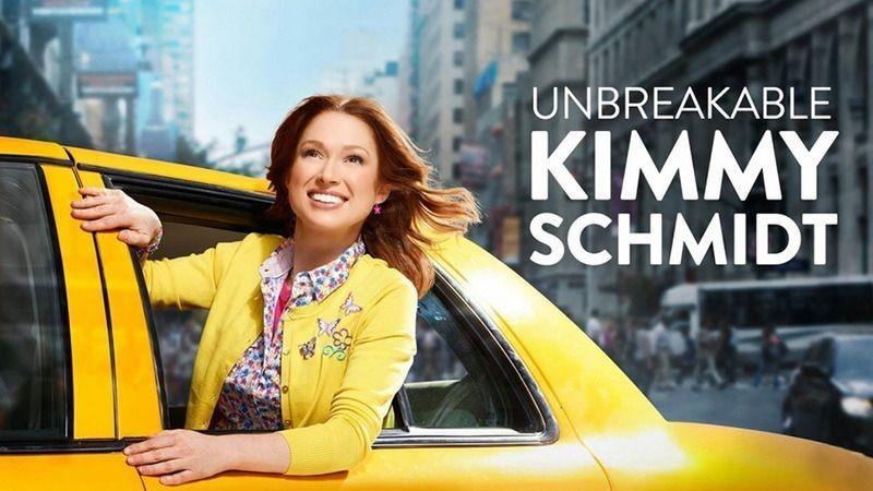 tvseries, netflix, and unbreakable kimmy schmidt image