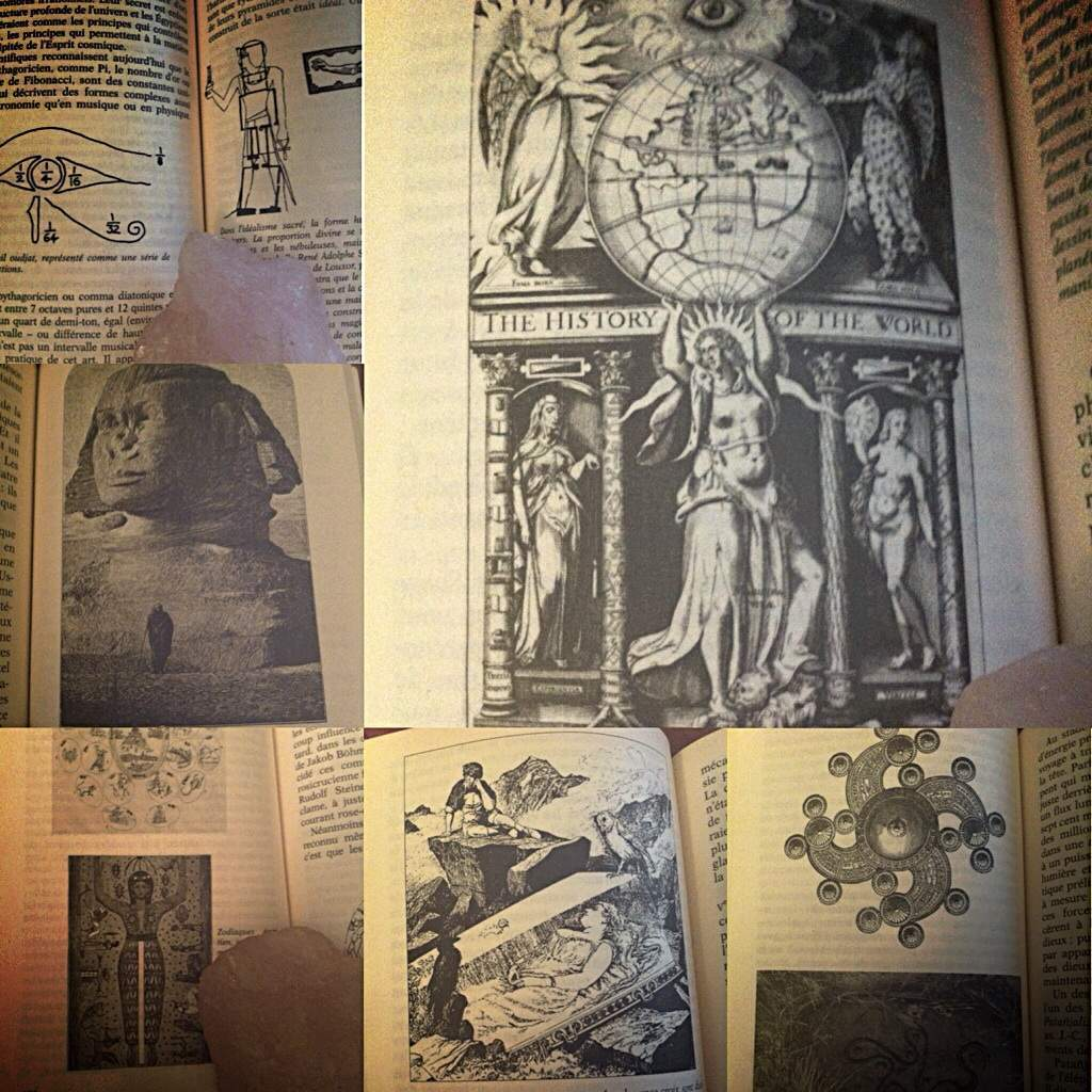 Book Review: The Secret History of the World on We Heart It