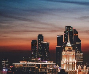 moscow, city, and russia image