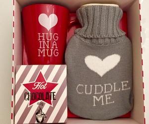 blanket, christmas, and snow image