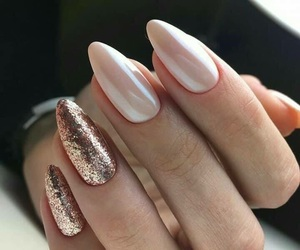 nails, fashion, and like image