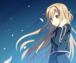 sword art online, sao, and asuna image