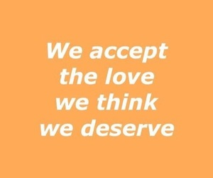 quotes, orange, and aesthetic image