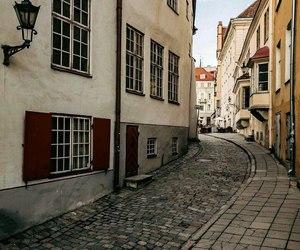 adventure, cityscape, and estonia image