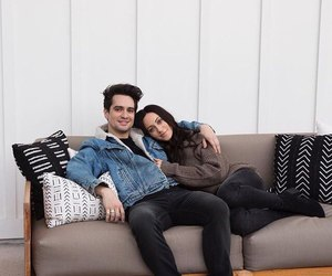brendon urie, couple, and lovely image