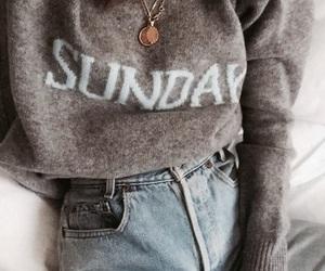 fashion, style, and Sunday image
