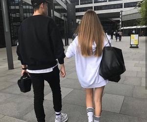 couple, love, and boyfriend image