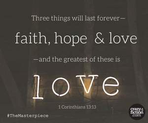faith, quote, and text image