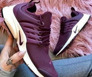 purple and sneakers image