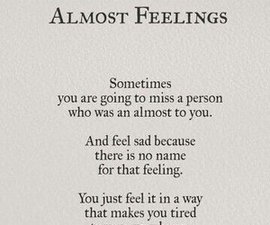 quotes, almost, and feelings image