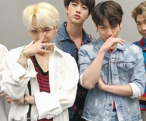 bts, yoonkook, and yoongi image