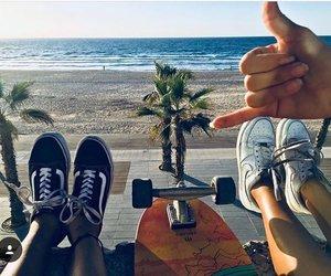 lifestyle, skate, and skateboarding image