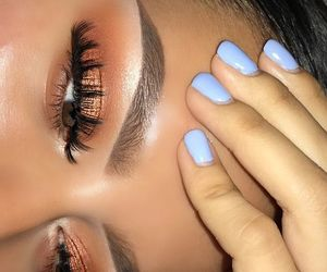 eyes and glam image