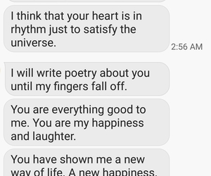 poetry, text messages, and texts image