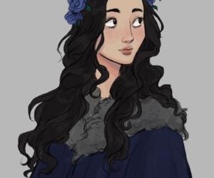 she wolf, house stark, and lyanna stark image