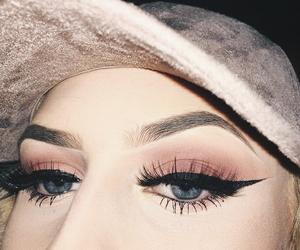 beauty, makeup, and tumblr image