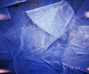 blue, nylon, and 青 image
