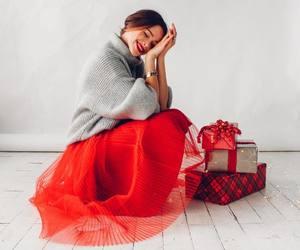 christmas, fashion, and style image