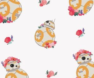 wallpaper, bb-8, and star wars image