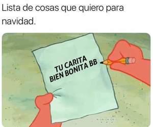 bob esponja, navidad, and patricio image