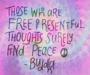 Buddha, peace, and quotes image