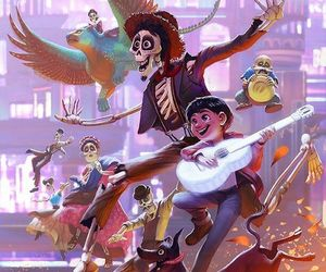 coco and movie image