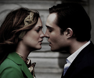 gossip girl and love image