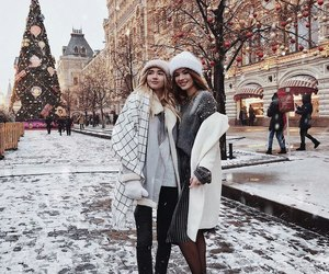 christmas, fashion, and style image