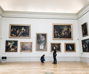 art, museum, and indie image
