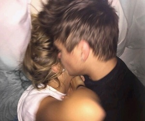 couples, goals, and kiss image