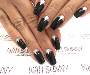 brand, lux, and nails image
