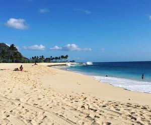 beach, Dream, and paradise image