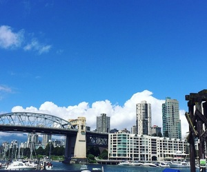 beautiful, city, and vancouver image