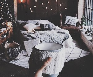 beautiful, coffee, and cozy image