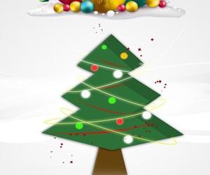 background, christmas, and celebrate image