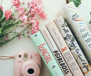 books, life, and lové image