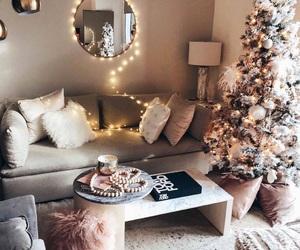 christmas, home, and pillow image