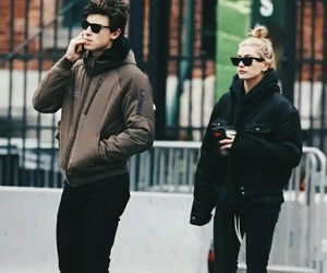 shawn mendes and hailey baldwin image