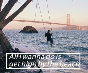 beach, lana, and Lyrics image