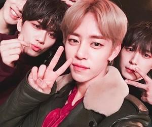 youngjae, daehyun, and himchan image