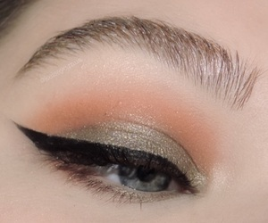benefit, brow, and eyeshadow image