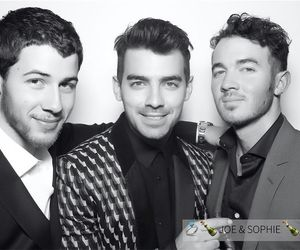 jonas brothers, kevin jonas, and nick jonas image