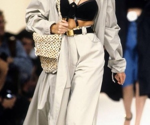 90s, chanel, and model image
